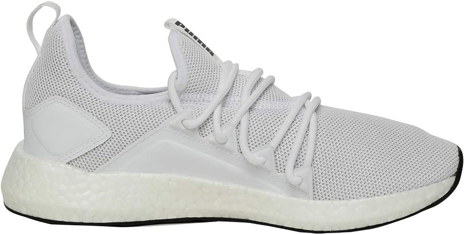 Puma NRGY Neko, Zapatillas de Running para Hombre, Blanco White White, 44 EU: Amazon.es: Zapatos y complementos