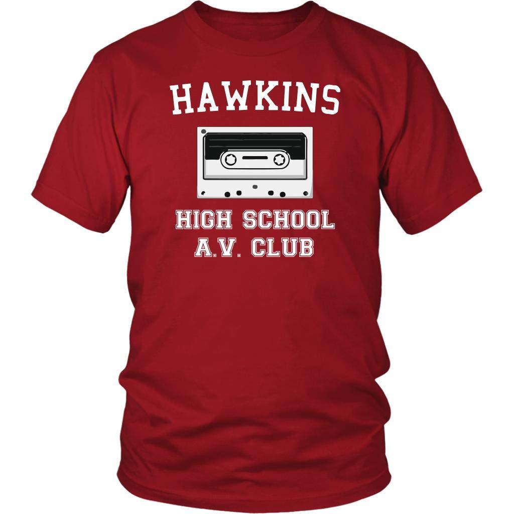 Hawkins High School For Gifts For Av Club Fans Shirts