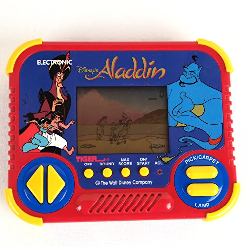 Vintage ALADDIN ELECTRONIC HANDHELD LCD Game (Vintage Handheld Electronic Games)