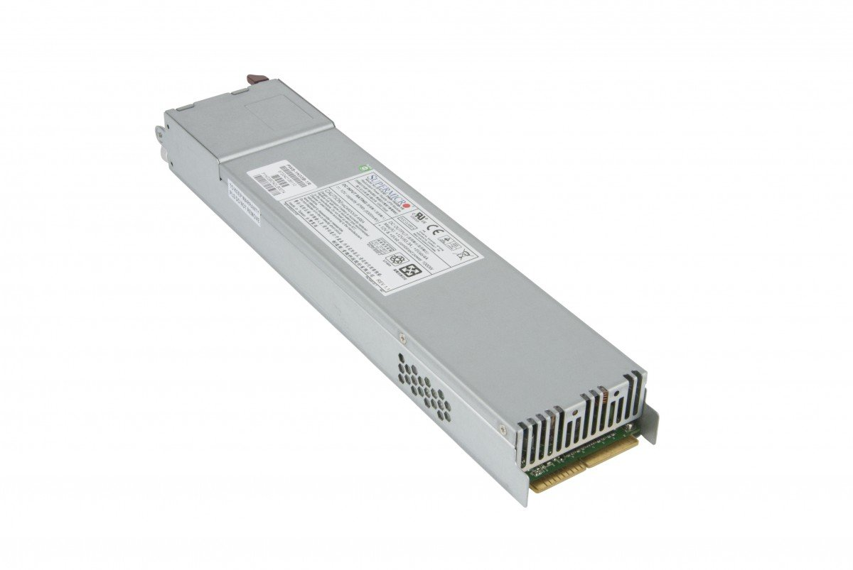Supermicro PWS-1K03B-1R 1KW DC BATTERY BACK UP POWER SUPPLY by Supermicro (Image #3)