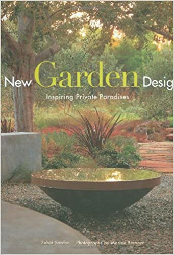 New Garden Design Inspiring Private Paradises Zahid Sardar