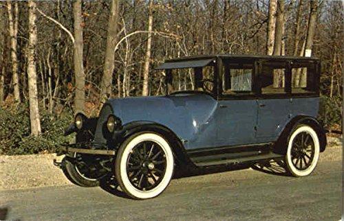 1923 Franklin Sedan Cars Original Vintage Postcard