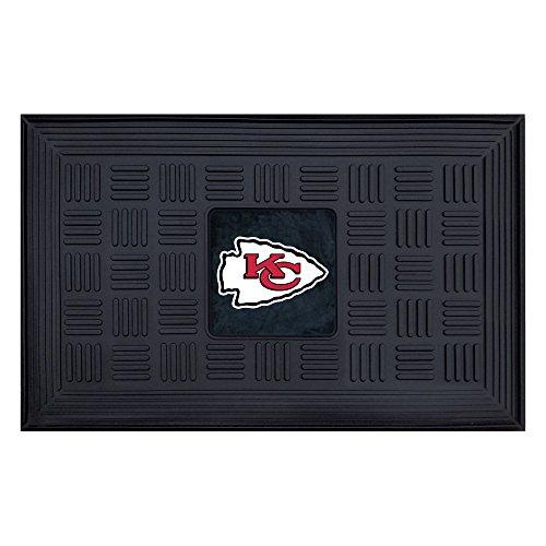 Chiefs City Carpet Kansas - FANMATS NFL Kansas City Chiefs Vinyl Door Mat