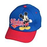 Disney Mickey Mouse Little Boys Toddler Baseball Hat