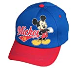 Disney Mickey Mouse Little Boys Toddler Baseball Hat