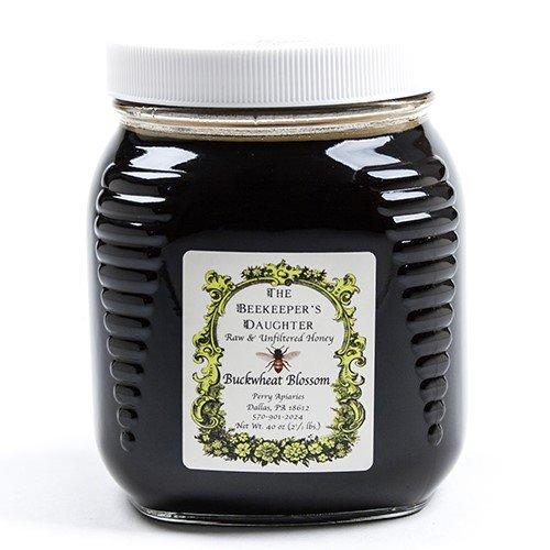 Raw Buckwheat Honey Beekeepers Daughter product image
