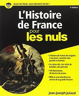 L'histoire de France pour les nuls [2 CDs], Julaud, Jean-Joseph