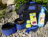 Insulated Doggie Travel & Evacuation Kit - Blue
