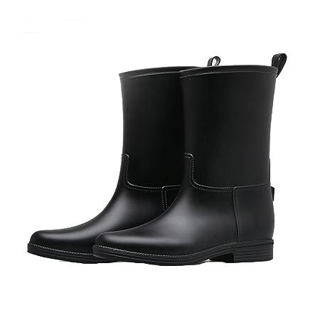 NAN Stivali da pioggia donne stivali di gomma impermeabile
