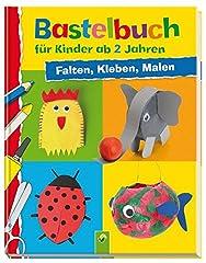 Bastelbuch für Kinder ab