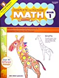 Complete the Picture Math 1, Judy Wilson Goddard, 160144169X