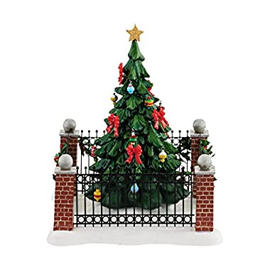 Department 56 Christmas in the City Village City Town Tree Accessory, 5.87