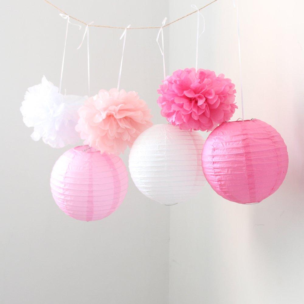 Hanging Paper Lanterns: Amazon.co.uk