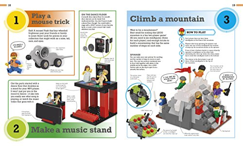 365 Things to Do with LEGO Bricks: Lego Fun Every Day of the Year by DK Publishing Dorling Kindersley (Image #2)