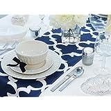 Fulton Blue Table Runner (12 x 72)