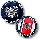 Coast Guard Master Diver