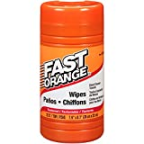 Permatex 25051-6PK Fast Orange Wipe - 72 Count, (Pack of 6)