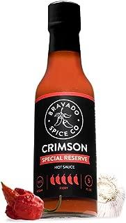 product image for Bravado Spice Crimson Special Reserve Hot Sauce | Gluten Free | Vegan