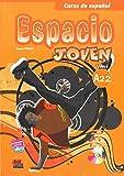 Curso de espanol Espacio Joven : Libro del alumno Nivel A 2.2 (1Cédérom)