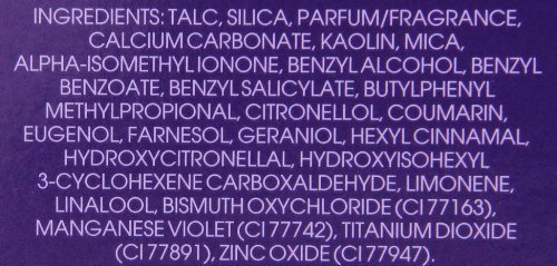 PASSION/ELIZABETH TAYLOR DUSTING POWDER 2.6 OZ (W) PERFUMED DUSTING POWER (Pack of 5)