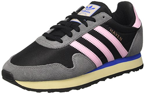 Femme Running De grey Haven core Black F10 W Multicolore Pink Chaussures wonder F17 Adidas Four BIqXwxtI