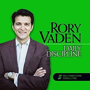 Daily Discipline Speech