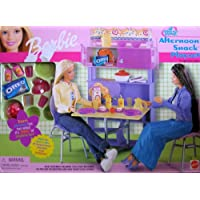 Barbie All Around Home Tarde Snack Playset (2001)