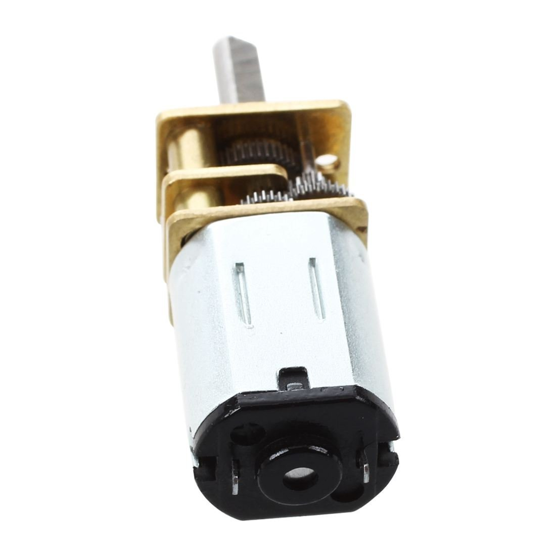 60 RPM DC 6V 0.3A High Torque Mini Electric DC Geared Motor For Robot Tool Kit