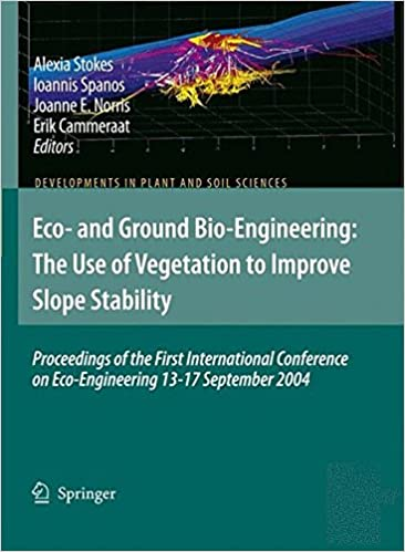 Eco- and Ground Bio-Engineering: The Use of Vegetation to