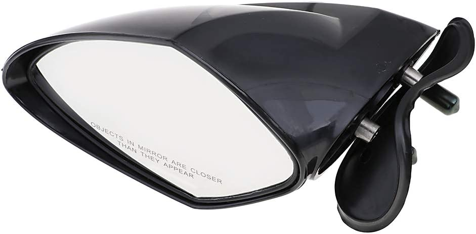 H HILABEE Espejos Universales Para Motocicleta Retrovisor Lateral Montaje En Espejo En Carenado