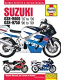 Suzuki GSX-R600 '97 to '00 - GSX-R750 '96 to '99 (Haynes Service & Repair Manual)