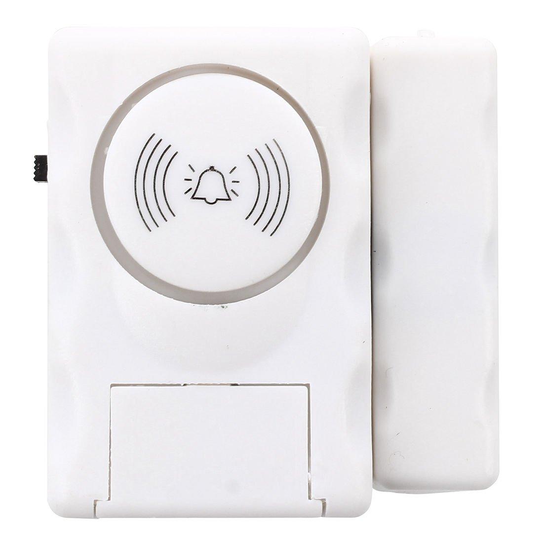 REFURBISHHOUSE Detecteur Magnetique Ouverture Porte Fenetre Alarme Securite Maison