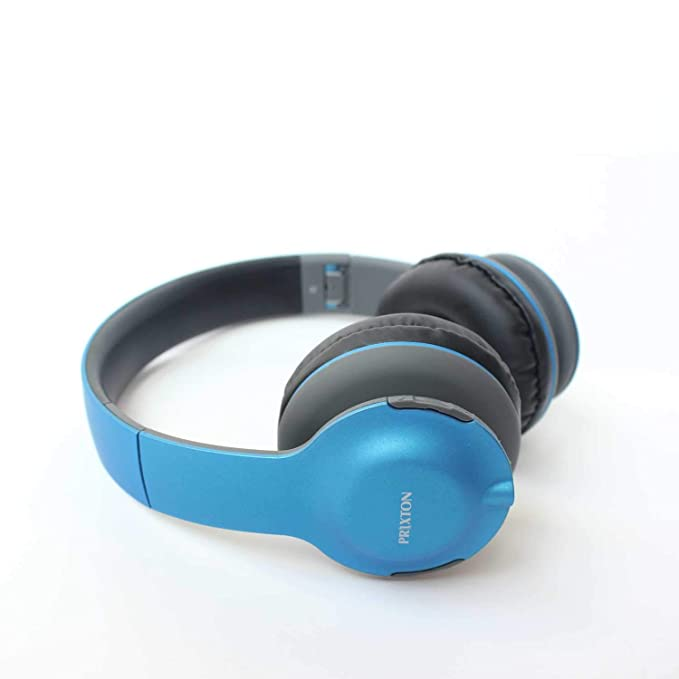 Auriculares de Diadema Bluetooth Inalámbricos Prixton AB202 (Rojo): Amazon.es: Electrónica
