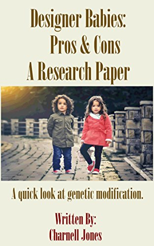af03b1822d8f Amazon.com  Designer Babies  Pros   Cons   A Research Paper eBook ...