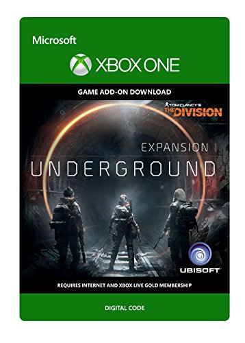 Tom Clancy's The Division Underground - Xbox One Digital Code by Ubisoft