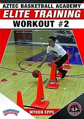 Myron Epps: Aztec Basketball Academy Elite Training - Workout 2 (DVD)