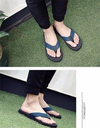 Azul F ZGSR Piscina Sandalias Adulto Zapatos Unisex Chanclas Playa y de wASwfqZg