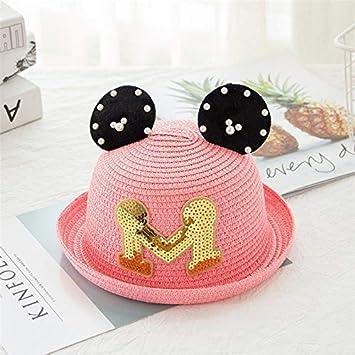 Sombreros de Playa para el Verano Sombreros para Niñas Cartas de ...