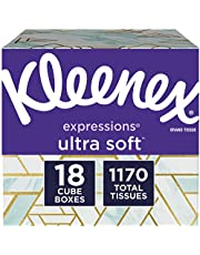 Kleenex Expressions Ultra Soft Facial Tissues