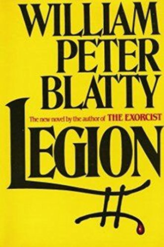 Book cover from By William Peter Blatty - Legion (1983-08-16) [Hardcover]by William Peter Blatty