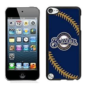 Ipod Touch 5 Case MLB Milwaukee Brewers 1 Amazed Cool Design Cover by mcsharks