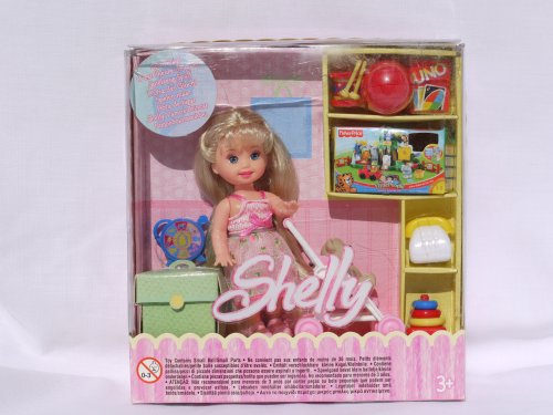 Kelly Doll Let's Play Set Retired (2004) -