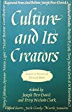Culture and Its Creators, Joseph Ben-David and Terry N. Clark, 0226042227