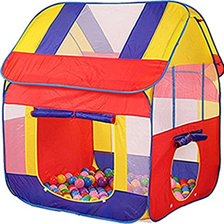 FinerKids Childrens Play Tent Large  sc 1 st  Amazon.com & Amazon.com: FinerKids Childrens Play Tent Large: Toys u0026 Games