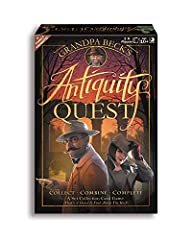 Grandpa Beck's Games - Antiquity Quest Card GameNo one knows more about what makes a game fun than Grandpa Beck. In his latest creation - Antiquity Quest - he's added a unique spin to the classic Hand and Foot card game.The concept centers on...