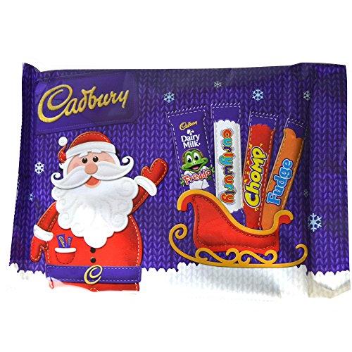 Cadbury Selection Pack - Cadbury Santa Small Selection Pack 81 G