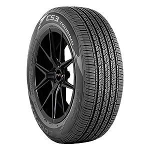 Amazon Com Cooper Cs3 Touring Automotive >> Amazon.com: Cooper Tires CS3 Touring Touring Radial Tire ...