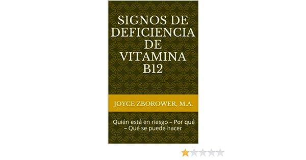 ... de Vitamina B12 -- Quién está en riesgo - Por qué - Qué se puede hacer (Spanish Food and Nutrition Series) (Spanish Edition) - Kindle edition by Joyce ...