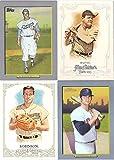 Baseball card mixed lot