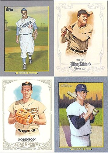 Amazon.com: 50 Baseball Card Lot with Hall of Famers and Stars ...